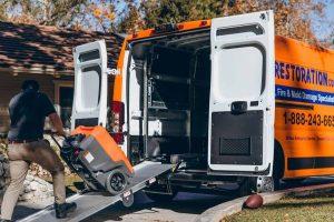 911Restoration-Toledo-Sewage Backup and Cleanup